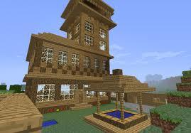скачать карту деревенский дом в майнкрафт #6