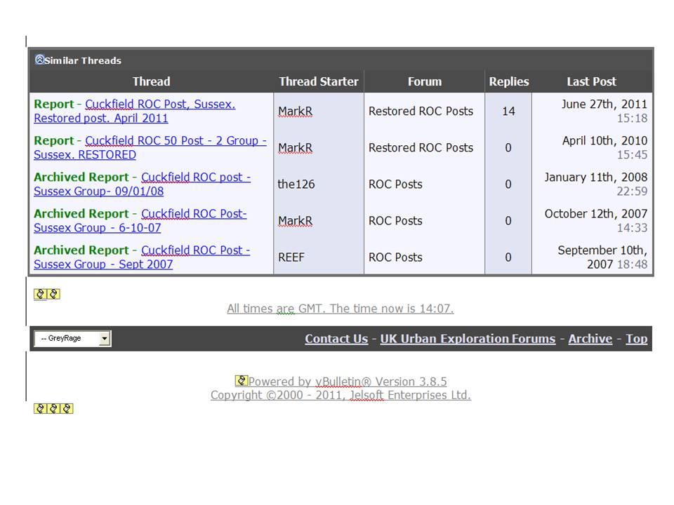 Blog amateur 2007 jelsoft enterprises ltd