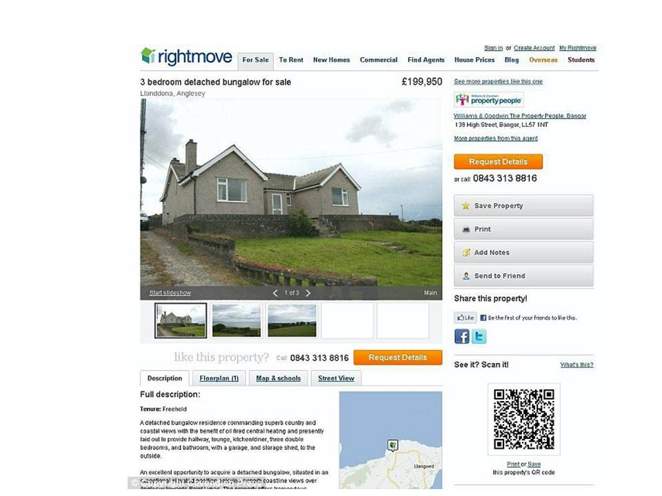 house adverts