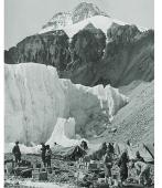 Everest 1953 camp