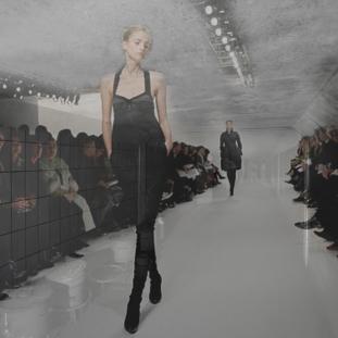 Arnhem fashion show
