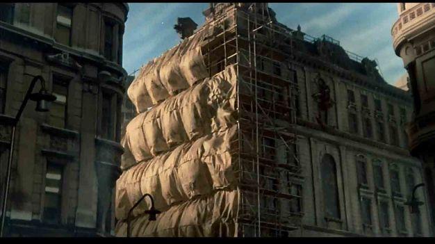 billowing sails