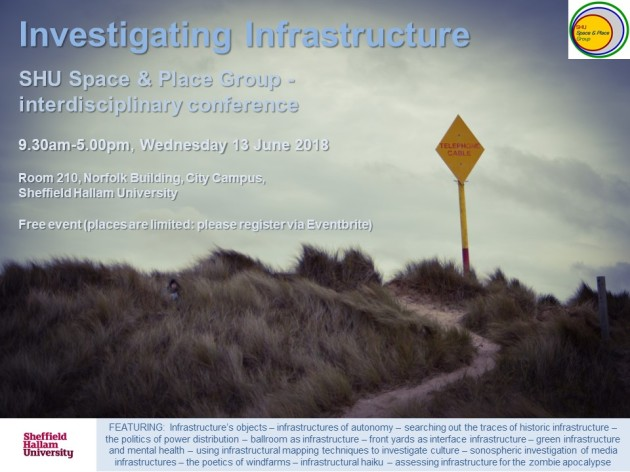 Investigating infrastructure poster